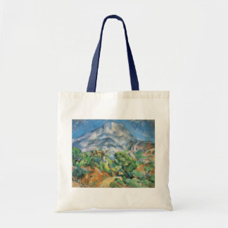 Mont Sainte Victoire Above Tholonet, Paul Cezanne Tote Bag
