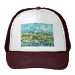 Mont Sainte-Victoire By Paul Cézanne (Best Quality Hats