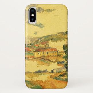 Mont Sainte Victoire by Paul Cezanne, Vintage Art iPhone X Case