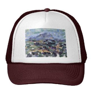 Mont Sainte-Victoire de Paul Cézanne (la mejor cal Gorras