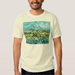 Mont Sainte-Victoire de Paul Cézanne (la mejor Playera
