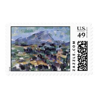 Mont Sainte-Victoire de Paul Cézanne (la mejor Envio