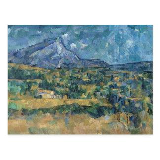 Mont Sainte-Victoire - Paul Cézanne Postcard