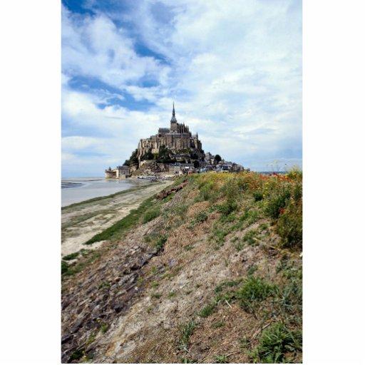 Mont-Santo-Miguel, Normandía, Francia Esculturas Fotográficas