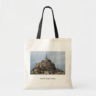 Mont St. Michel, France Budget Tote Bag