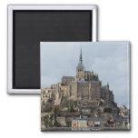 Mont St. Michel, France Magnet