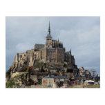 Mont St. Michel, France Postcard