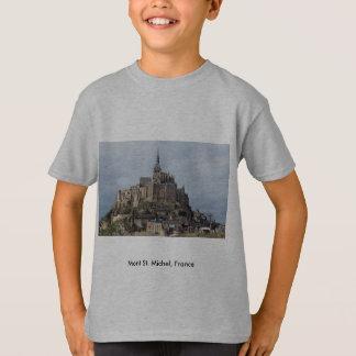 Mont St. Michel, France T-Shirt