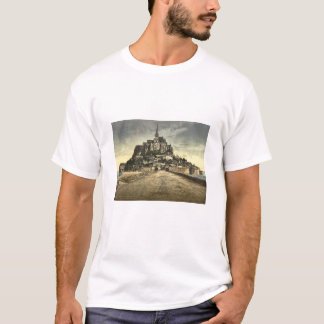 Mont St Michel I, Normandy, France T-Shirt