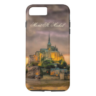 Mont St. Michel iPhone X/8/7 Plus Tough Case