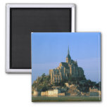 Mont St Michel, Manche, Normandy, France Refrigerator Magnet