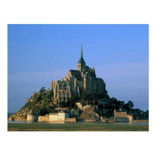 Mont St Michel, Manche, Normandy, France Postcards