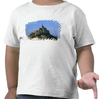 Mont St Michel, Manche, Normandy, France T Shirt