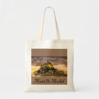 Mont St. Michel, Normandy France Tote Bag
