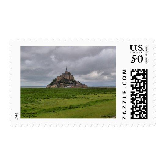 Mont St Michel Postage