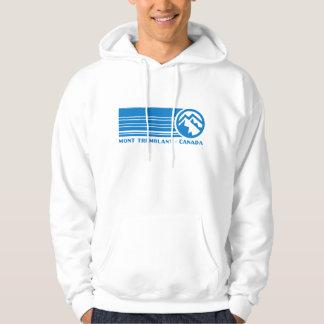 Mont Tremblant Canada Hooded Sweatshirt