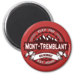 Mont-Tremblant Logo Fridge Magnet