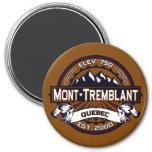 Mont-Tremblant Logo Fridge Magnets