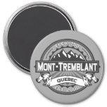 Mont-Tremblant Logo Magnets