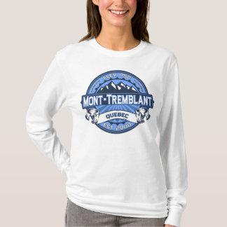Mont-Tremblant Quebec Blue T-Shirt