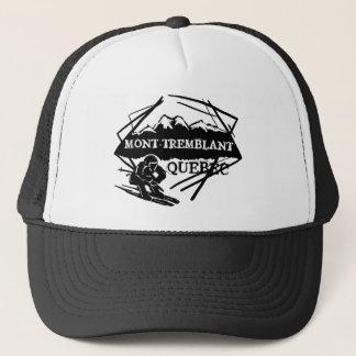 Mont Tremblant Quebec ski logo hat