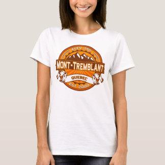 Mont-Tremblant Quebec Tangerine T-Shirt