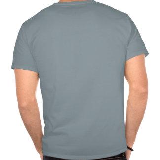 monta en bicicleta la mandala azul del arte gráfic camiseta