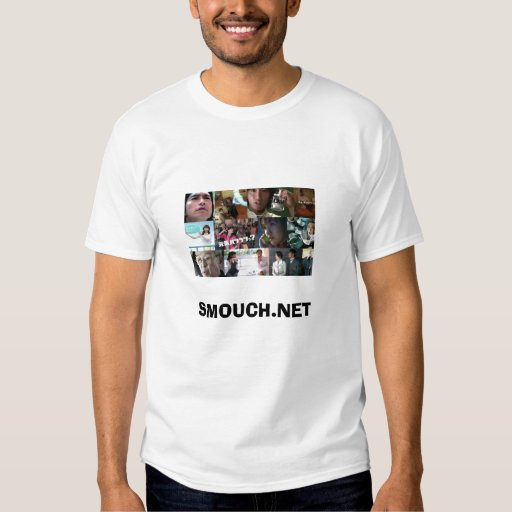 montage, SMOUCH.NET Tee Shirts