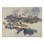Montagne Sainte-Victoire, 1904-05 Impresiones