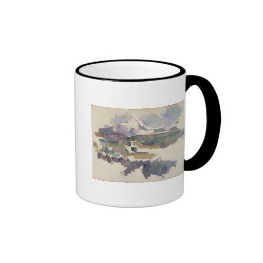 Montagne Sainte-Victoire, 1904-05 Mug