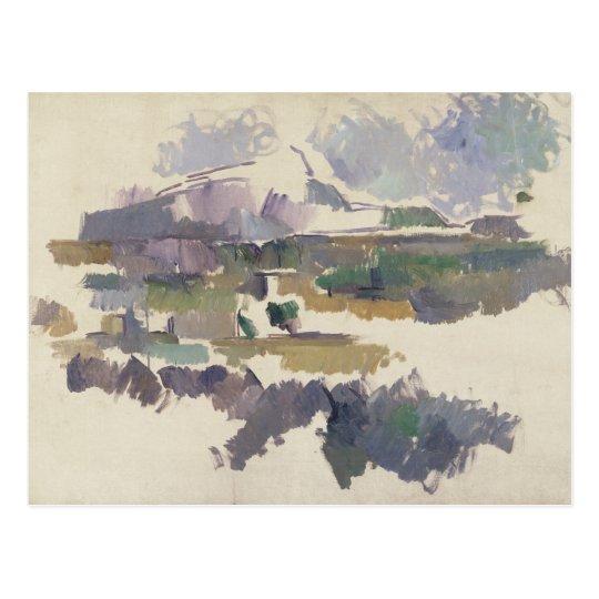 Montagne Sainte-Victoire, 1904-05 Postcard