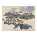 Montagne Sainte-Victoire, 1904-05 Tarjeta Postal