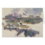 Montagne Sainte-Victoire, 1904-05 Tarjetas