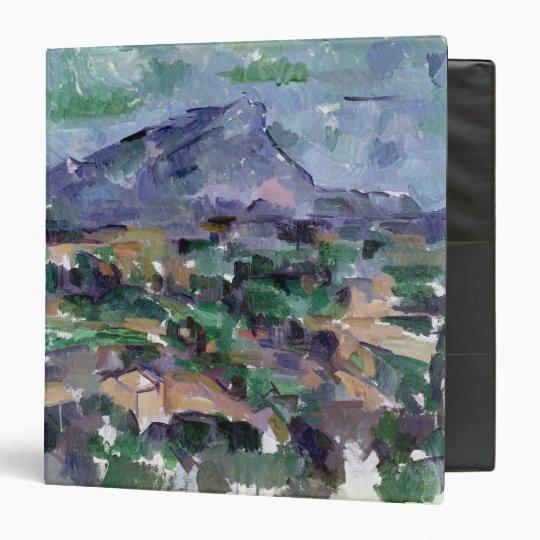 Montagne Sainte-Victoire, 1904-06 3 Ring Binder