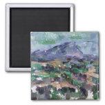 Montagne Sainte-Victoire, 1904-06 Iman