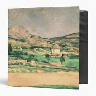 Montagne Sainte-Victoire, c.1882-85 Binder