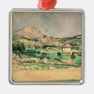 Montagne Sainte-Victoire c 1882-85 Ornaments Para Arbol De Navidad