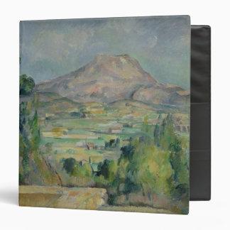 Montagne Sainte-Victoire, c.1887-90 Binder