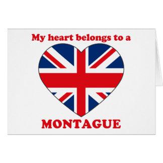 Montague Card