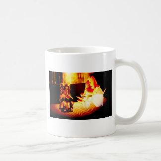 Montague family coffee mug