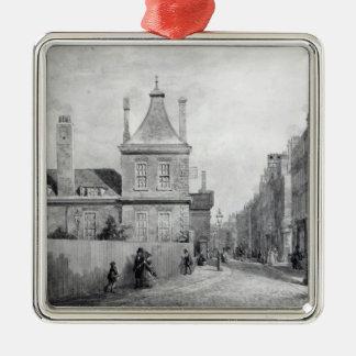 Montague House, Bloomsbury, London 1845-49 Metal Ornament
