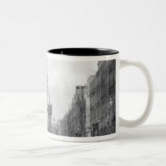 Montague House, Bloomsbury, London 1845-49 Coffee Mug