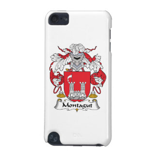 Montagut Family Crest iPod Touch (5th Generation) Cover
