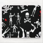 Montaje #1 del pirata tapete de ratones
