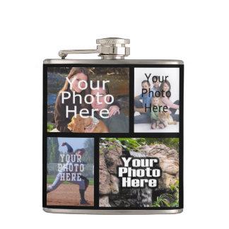 Montaje de encargo personalizado del collage de la
