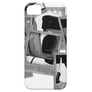 Montaje de la vespa funda para iPhone SE/5/5s