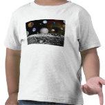 Montaje de los planetas y de las lunas de Júpiter Camiseta