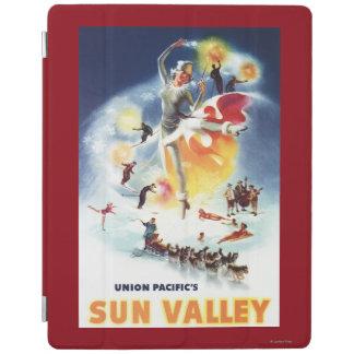 Montaje de Sonja Henje del poster de Sun Valley Cubierta De iPad