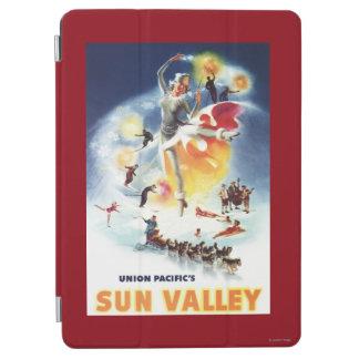 Montaje de Sonja Henje del poster de Sun Valley Cubierta De iPad Air