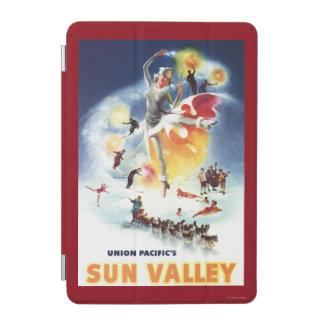 Montaje de Sonja Henje del poster de Sun Valley Cubierta De iPad Mini